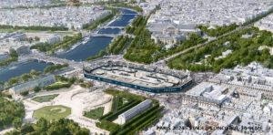 JO Paris 2024 : proposition de 2 nouveaux sites emblématiques