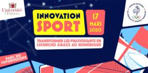 Colloque Innovation Sport 2020