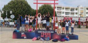 Terre de Jeux à Saint Palais sur Mer !